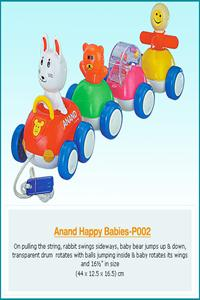 ANAND  HAPPY  BABIES