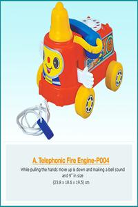 ANAND  TELEPHONIC  FIRE  ENGINE