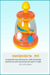 ANAND SPIRAL SPIN TOP