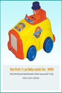 DEO PUSH 'N' GO BABY AUSTIN CAR