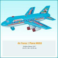 AIR  FORCE  1  PLANE (PVC)