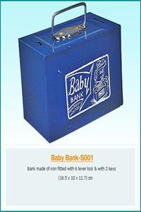 BABY  BANK  ( METAL )