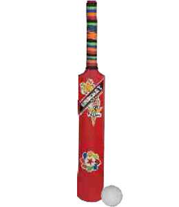 BAT & BALL SUPERIOR DX  (WITH GRIP)