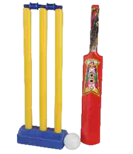CRICKET MED SET  (WITH GRIP)