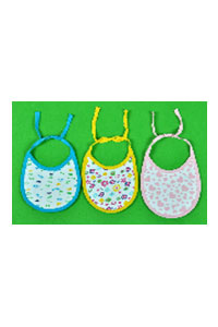 BIBS KNOT [Pack of 3]