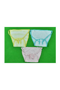 WASHABLE DIAPER [Pack of 3]