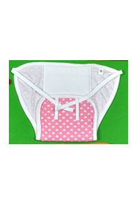 L & XL- WASHABLE DIAPER WITH EXTRA ABSORMENT [Pack