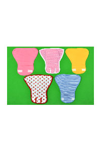 L & XL-NAPPIES VELCRO [Pack of 3]