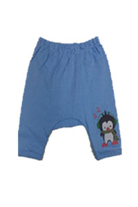 Blue Diaper Shorts - Pack of 3