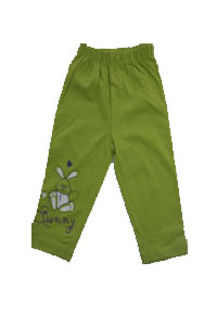 Green Pants - Pack of 3