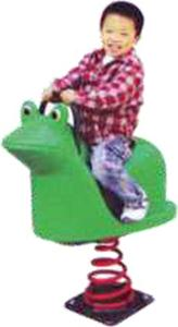 Frog Spring Toy