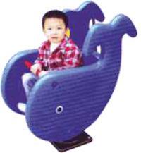Fish Spring Toy