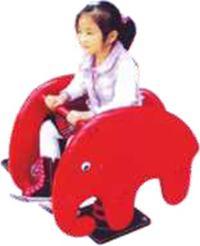 Elephant Spring Toy