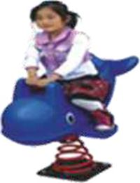 Dolphin  Spring Toy