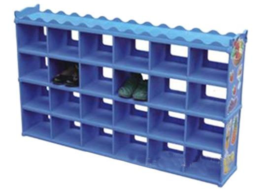 Plastic Shoe Shelf