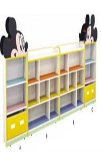 Wooden Shelf Micky