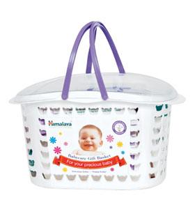 Himalaya Baby care basket