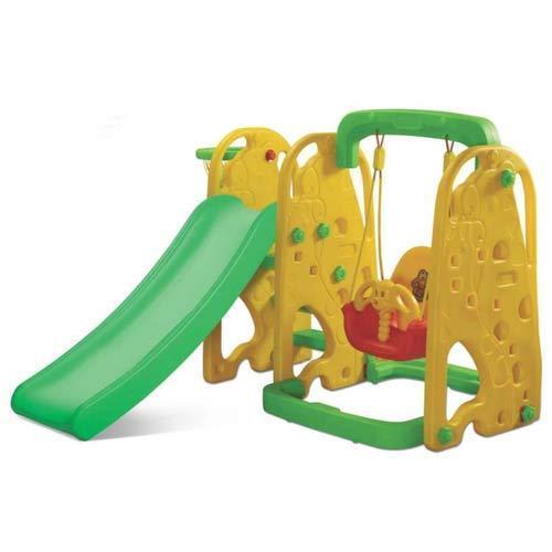 Girrafe Slide w swing